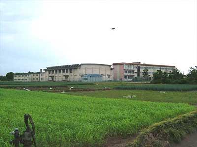 米子市立弓ヶ浜中学校