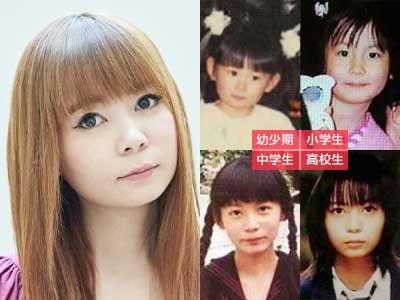 中川翔子 成長過程