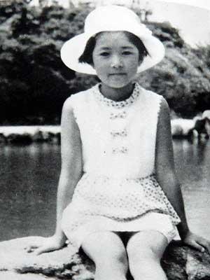 宮崎美子 小学生時代