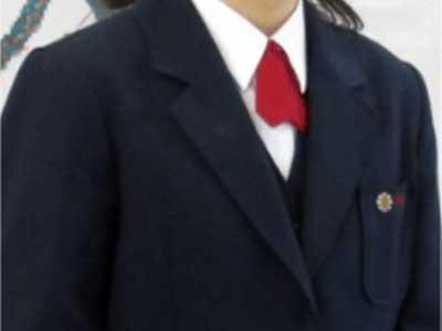 大分市立東陽中学校制服参考画像
