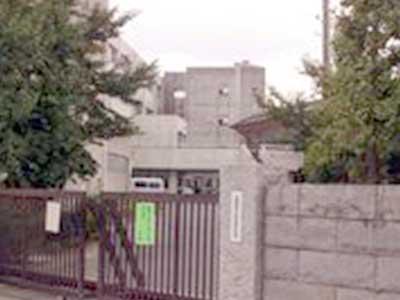 上福岡市立第二中学校