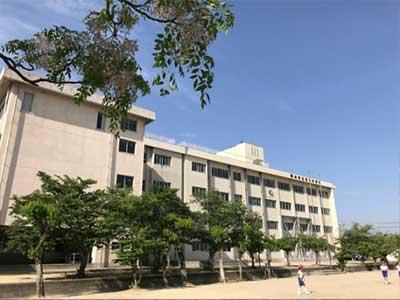 岡山市立庄内小学校