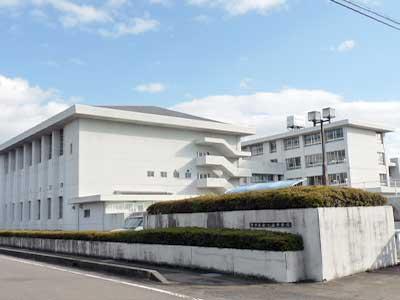 関市立桜ヶ丘中学校