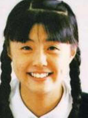 小林麻耶 中学時代