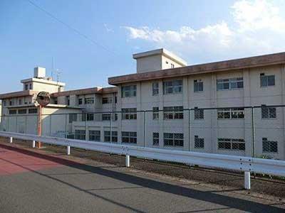 綾瀬市立北の台中学校