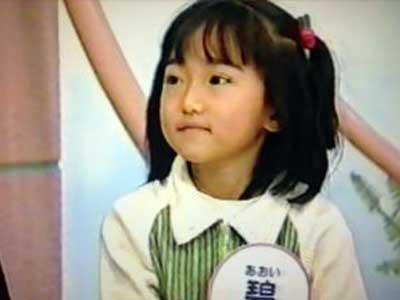 悠木碧 小学生時代