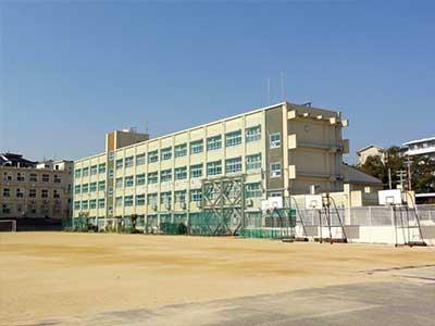 神戸市立西代中学校
