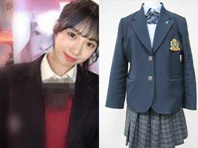 大阪学芸高校 制服比較画像