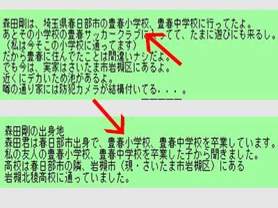 森田剛 掲示板