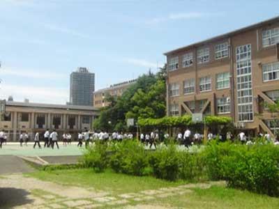 大阪教育大学附属天王寺中学校