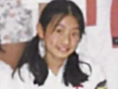 松本まりか 小学生時代 5年生