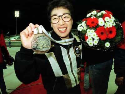 橋本聖子 オリンピックの申し子