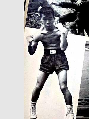 島田紳助 高校時代 ボクシング