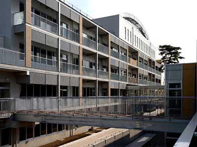 西東京東京市立青嵐中学校