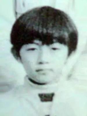 稲葉浩志 小学生時代