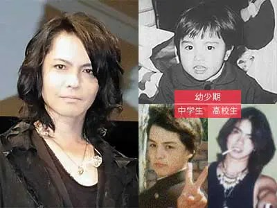 Hyde 成長過程