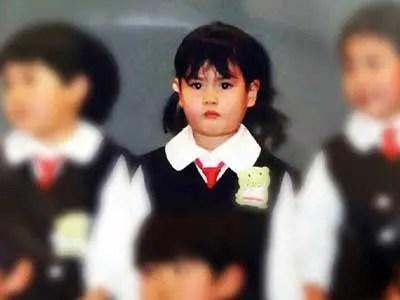 橋本愛 幼稚園時代