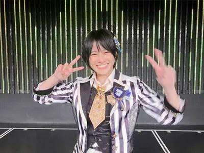 城恵理子 NMB48 2回目卒業