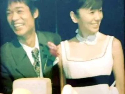 名倉潤 結婚式