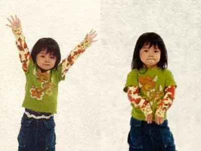 蒔田彩珠 幼少期