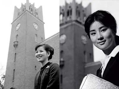 吉永小百合 大学時代