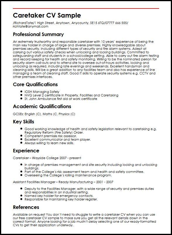 Resume Examples Key Skills Resume Examples