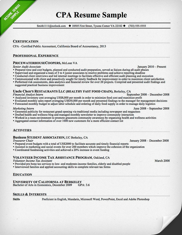 resume examples 2015 new calendar template site
