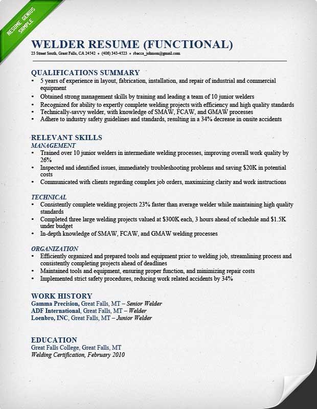 best welding job description resume photos simple resume office