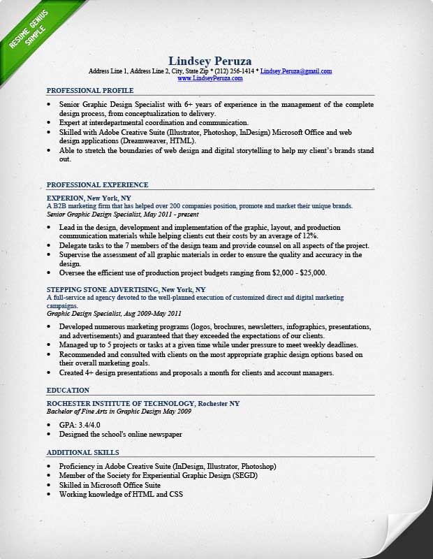 Graphic Design Resume Cover Letter This Is A Collection Of Five Images That We Have The Best And Share Through Site