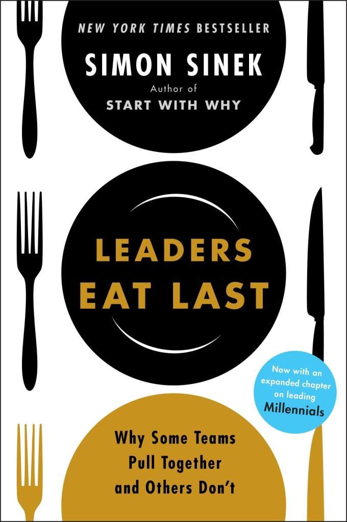 Los líderes comen al final