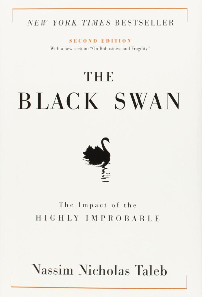 El Cisne Negro - Nassim Nicholas Taleb