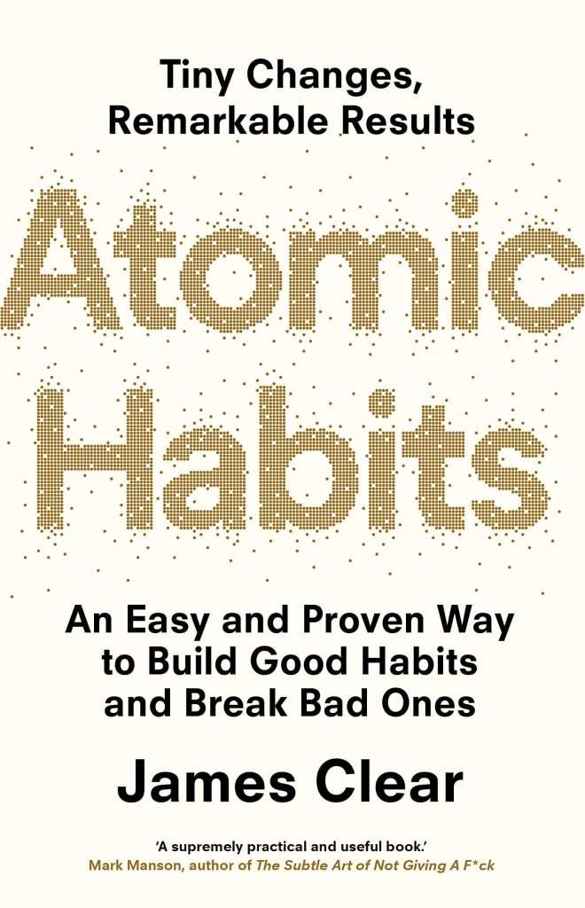 Hábitos Atómicos - James Clear