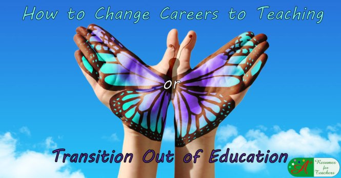 Are You A Teacher Trying To Transition Out Of The Field What Is Your Biggest Fear