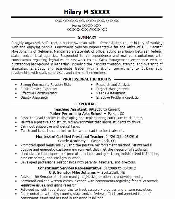 language teacher resume resume sample