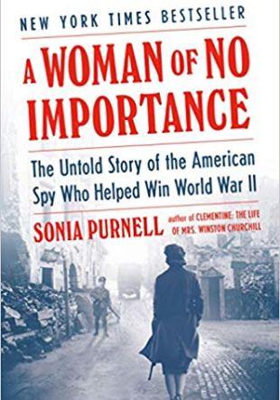 Resumen del libro Una Mujer sin Importancia. A Woman of No Importance de Sonia Purnell