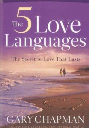 Libro Los cinco lenguajes del amor de Gary Chapman