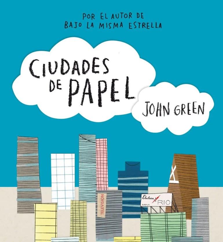 Resultado de imagen para ciudades de papel libro