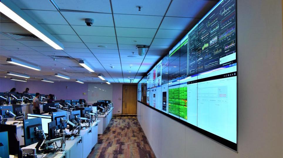 Critical Control Room