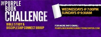 Take the Purple Book Challenge.