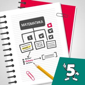 Математика 5 - Мапа на наставни цели