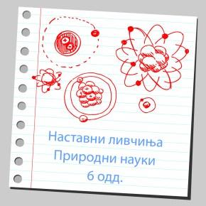 Наставни ливчиња по природни науки за 6 одделение