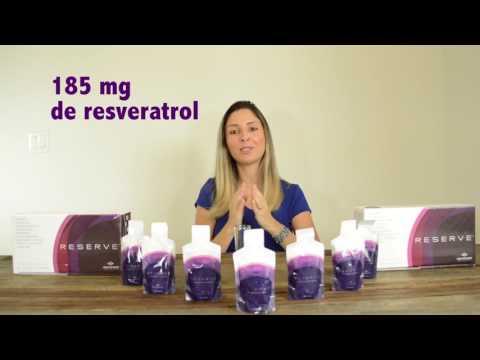 Benefícios do Reserve resveratrol   Jeunesse