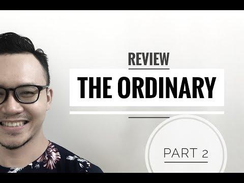 Review : The Ordinary part 2 | Resveratrol | ALA | Retinoids | NMF | Primer
