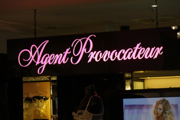 Lingerie, Agent Provocateur, Brands, Retail, Sale Barclay