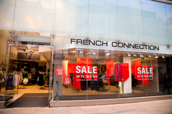 FCUK, French Connection, Retail, High Street