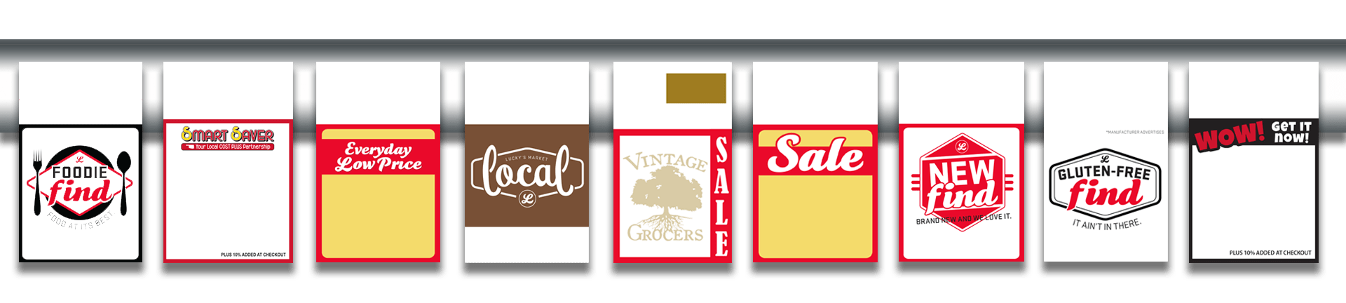 Sign and Label Printing Solutions for Retailers   Retail
