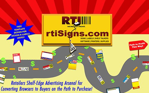 How to Enhance Your Shelf-Edge Advertising to Convert Browsers to Buyers