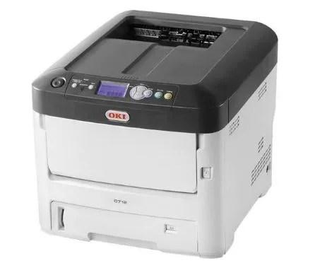 OKIData C712 Color Laser Printer