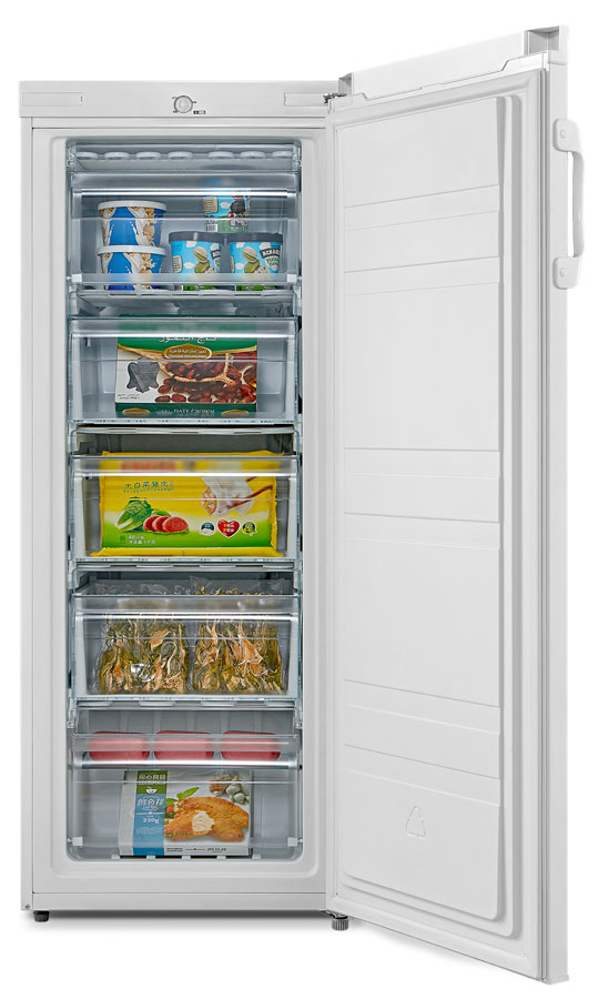 HS-208FN-S (Upright-Freezer)