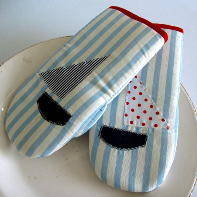 Γάντια φούρνου - Oven mitts